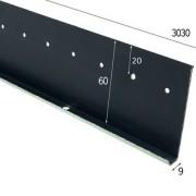 Размеры стартовой планки NICHIHA FA150A