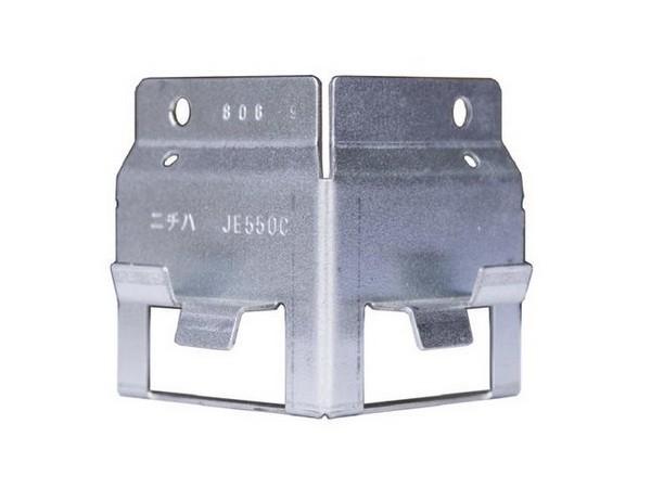 Кляммер NICHIHA JE550C для фиброцементных углов
