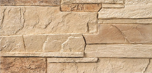 Плитка фасадная под камень NICHIHA AY4107
