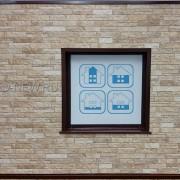 Фото: фиброцементная панель бесшовная EFF0923 FUGE