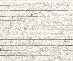 Фасадная фиброцементная панель под белый камень NICHIHA EFX3351P