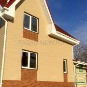 Фасадные панели для наружной отделки дома NICHIHA EPB293 (под кирпич), EFX2353 (под камень)