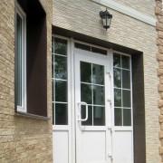 Облицовка фасада: панели NICHIHA WFX321J и EJB513E