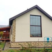 Фото панелей для наружной отделки фасада NICHIHA EJB5124 + WFX563