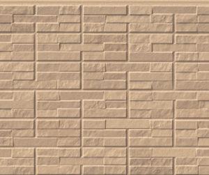Фасадная панель под камень NICHIHA FUGE EFF025F