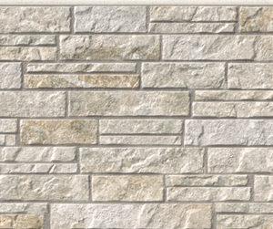 Бесшовная фасадная панель под белый камень NICHIHA FUGE EFF0921EX