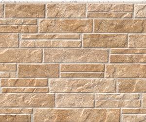Бесшовная фасадная панель под терракотовый камень NICHIHA FUGE EFF0922EX