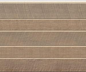 Бесшовная фасадная панель под коричневое дерево NICHIHA FUGE EFF1223EX