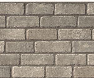 Бесшовная фасадная панель под серый кирпич NICHIHA FUGE EFF1324EX