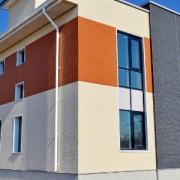 Фасадные панели NICHIHA для дома. Владивосток