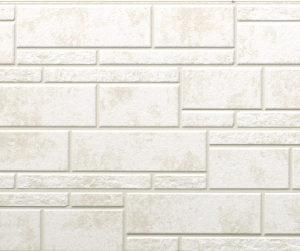 Фасадная фиброцементная панель под камень NICHIHA WFX394J