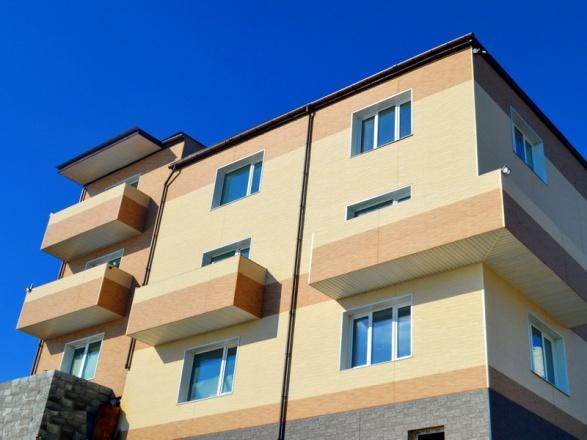Облицовочные панели NICHIHA для вентилируемого фасада