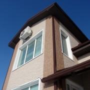 Эффектный дизайн фасада