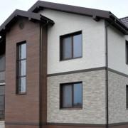 Бесшовные фасадные панели для дома НИЧИХА ФЬЮДЗЕ