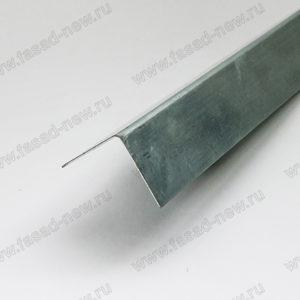 Профиль Г-образный горизонтальный ГП-40 (оцинкованный)