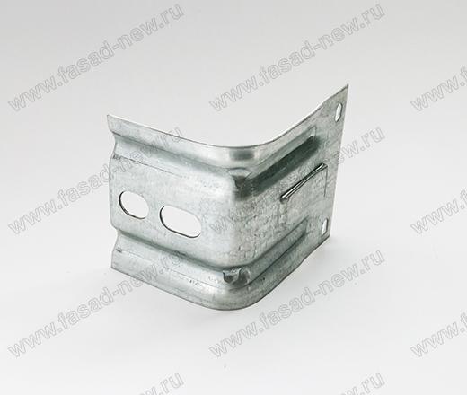 Кронштейн ККУ-100 крепежный усиленный с шайбой