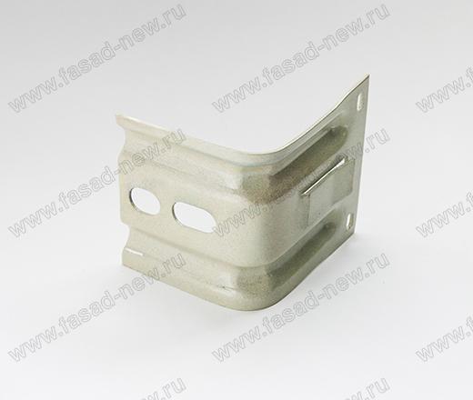 Кронштейн ККУ-100 крепежный усиленный с шайбой (окрашенный)