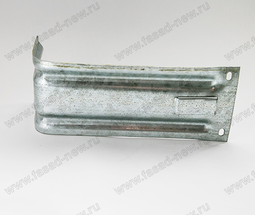 Кронштейн ККУ-350 крепежный усиленный (оцинкованный)