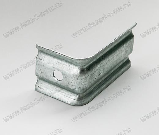 Кронштейн для фасада крепежный КК-100 (оцинкованный)