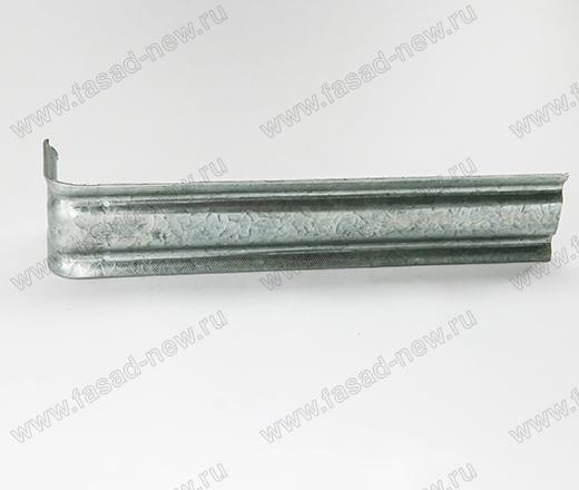 Кронштейн крепежный фасадный КК-250 (оцинкованный)