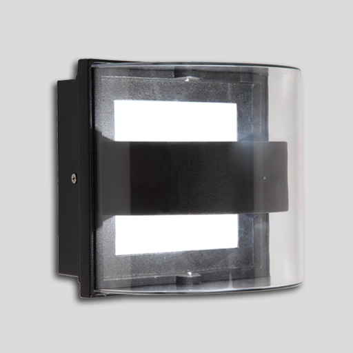 Светильник уличный настенный светодиодный SIDNEY 1838S-LED