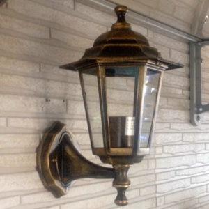 Светильник уличный настенный Бра Petersburg 79801S