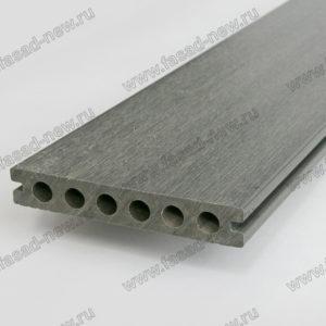 Террасная доска ULTRASHIELD Каменный серый UH02 H1