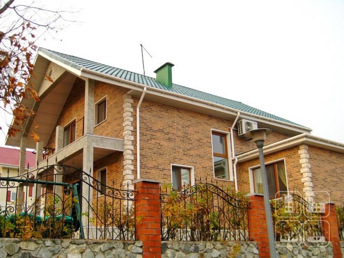 Фиброцементные панели NICHIHA для фасада дома. Москва