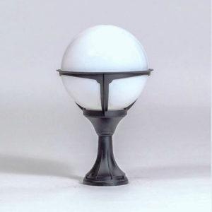 Светильник садово-парковый шар Genova 88104