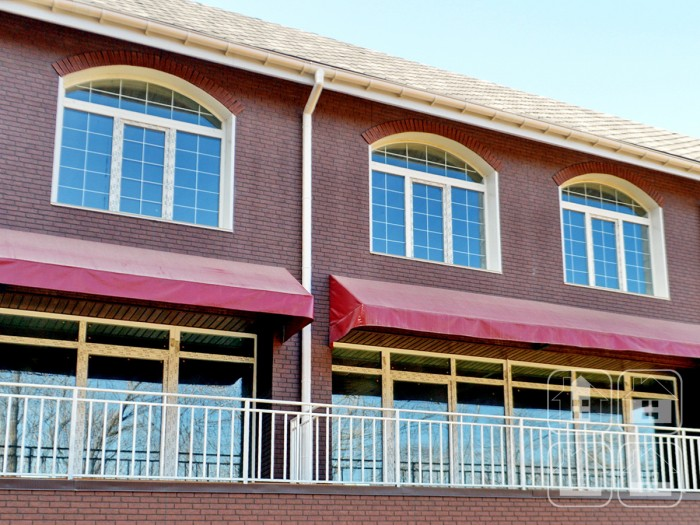 Фиброцементные панели для фасада – эффективная замена кирпичу.