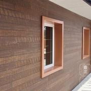 Фасадные панели Nichiha под дерево для стильной отделки бани