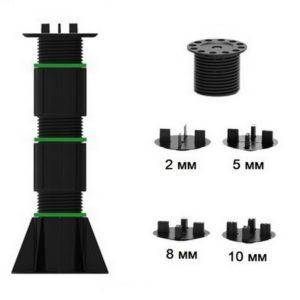 Регулируемая опора TAURUS высотой 310-520 мм для плитки