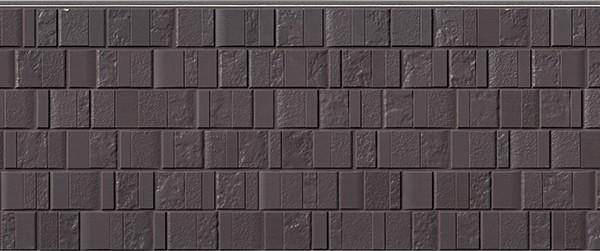 Фасадная фиброцементная панель под камень NICHIHA FUGE EFF204F