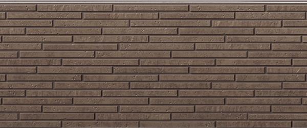 Фасадная фиброцементная панель под камень NICHIHA EPB663N