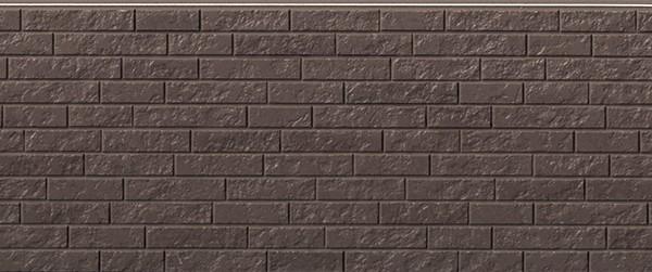 Фасадная фиброцементная панель под камень NICHIHA EPB674N