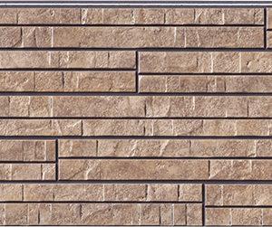 Фасадная фиброцементная панель под плитку из камня NICHIHA EPB683N
