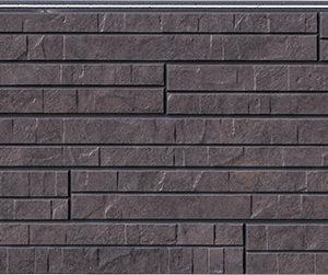 Фасадная фиброцементная панель под плитку из камня NICHIHA EPB684N