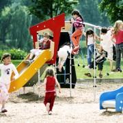 МАФ Башенка с сеткой для детской площадки