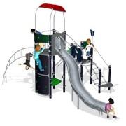 Игровой МАФ Перевал для детской уличной плоащдки