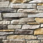 Наружная облицовка фасада камнем