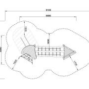 План размещения оборудоания МАФ Переправа