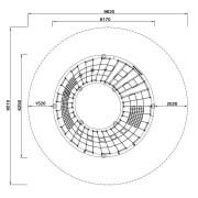 Размеры оборудования для игры Сатурн