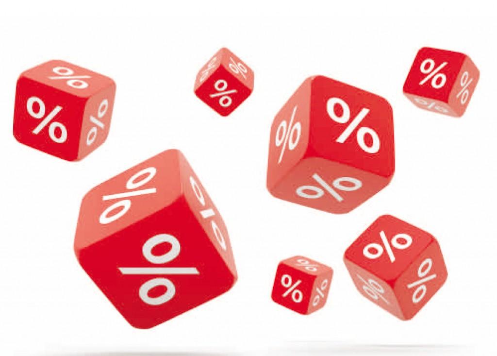 Акция - Сумма процентов - когда скидки суммируются