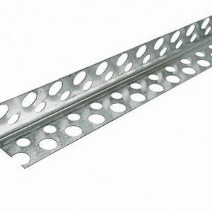 Уголок малярный металлический для гипсокартона 31х31