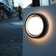Фото уличного настенного светильника Sidney 3351