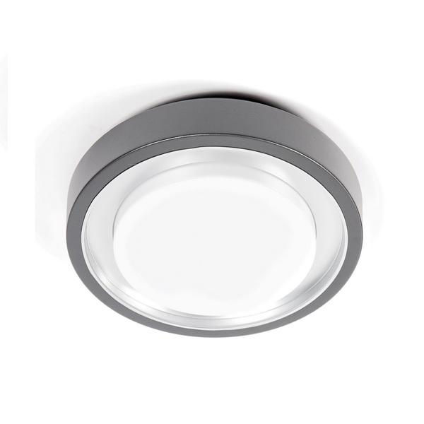 Светильник уличный потолочный Sidney 3351 серый