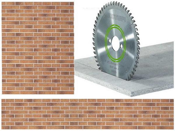 Резка фиброцементных панелей