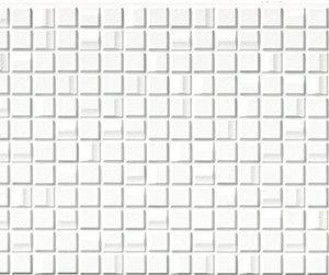 Стеновая панель дизайнерская 3D под мозаику NICHIHA EFA1954G