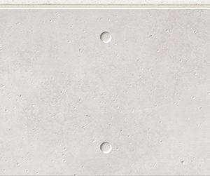 Фасадная фиброцементная панель под бетон NICHIHA EFA4351N