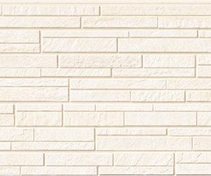 Бесшовная фасадная панель под белый камень NICHIHA FUGE EFF211Y